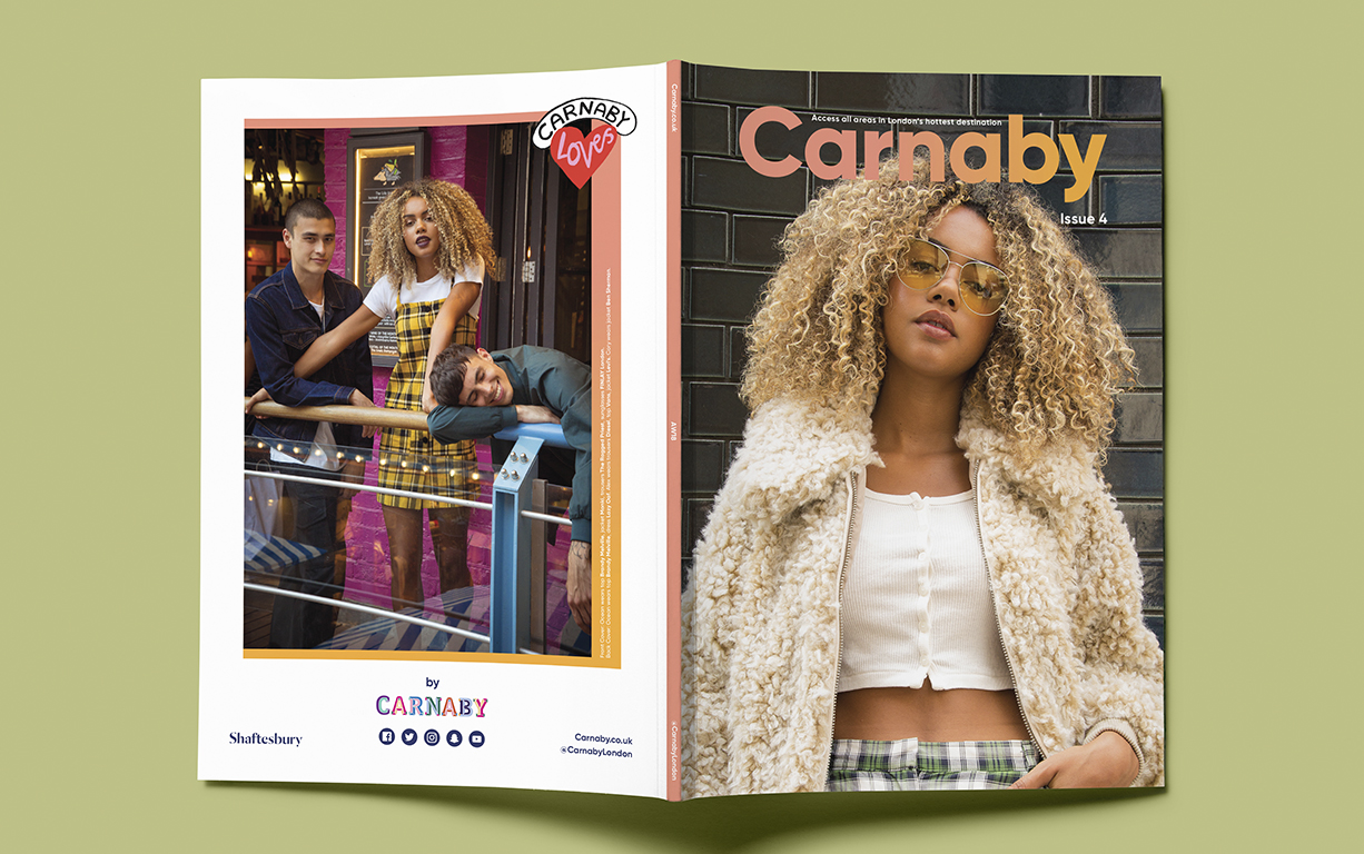 Carnaby Magazine MockUp 02