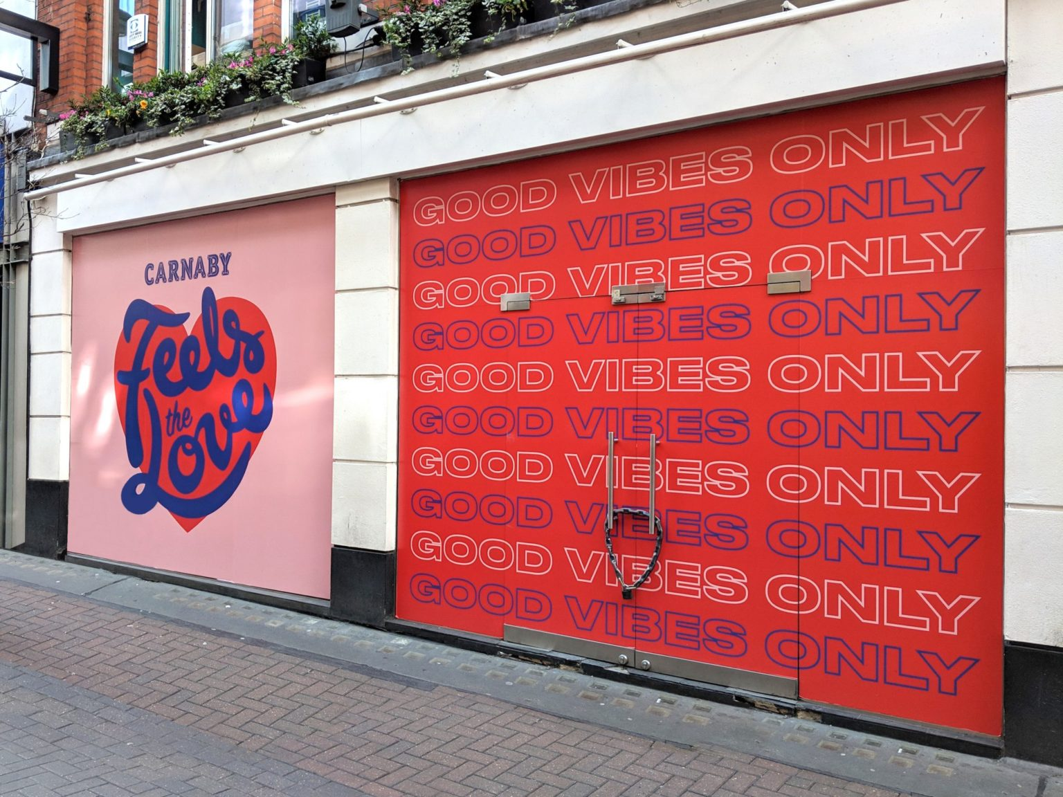 3 carnaby vinyls