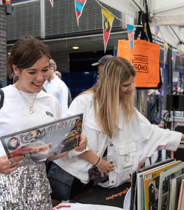 Soho Music Month Independent Label Market 2018