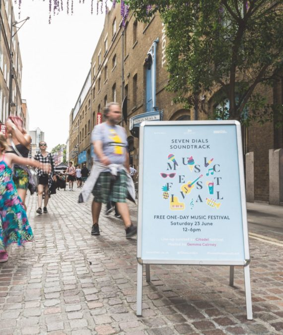 Seven Dials Soundtrack Event | Sister London