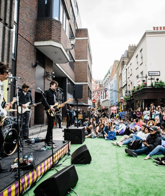 World Oceans Day at Carnaby London | Sister London