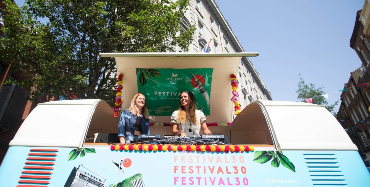 Seven Dials Festival 30