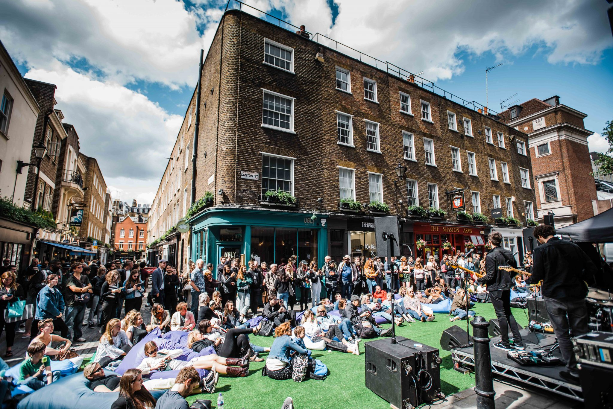 Soho Music Month 2019