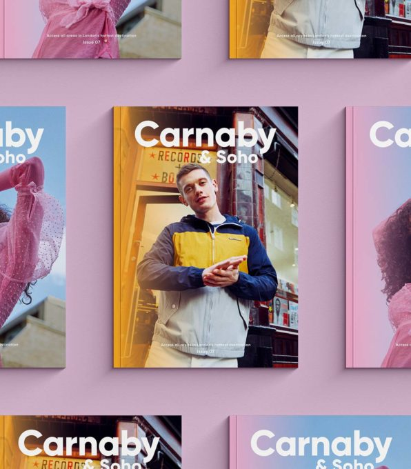 Made in Sister London: Carnaby & Soho Magazine Issue 07