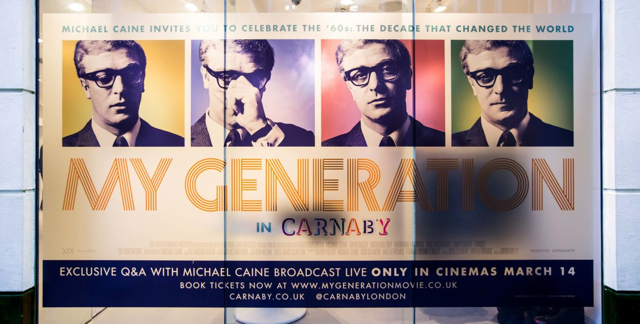 Carnaby My Generation Exhibition 2018