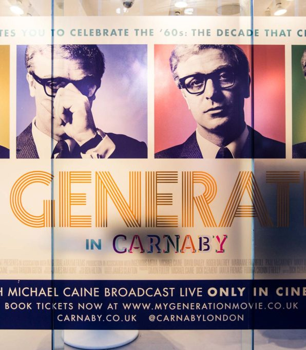 Carnaby My Generation Exhibition